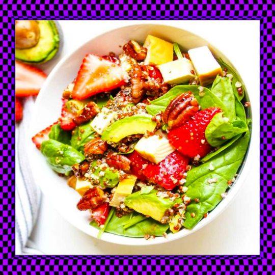 Alki Beach Salad