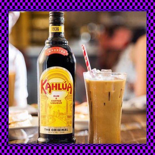 Kahlua and Coffee