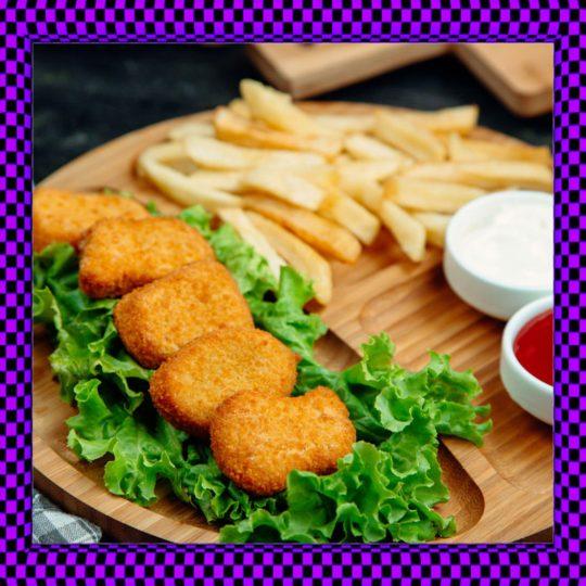 Chicken Nuggets & Fries